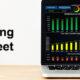 P2P crowdlending excel spreadsheet